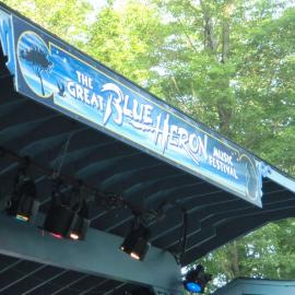 Great Blue Heron Music Festival