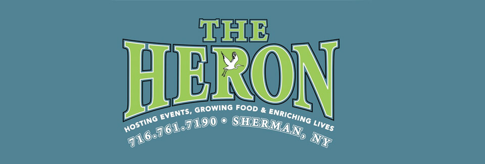 The Heron | On The Farm
