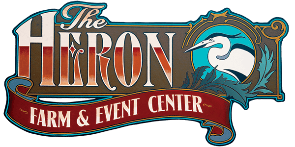 The Heron Farm & Events Center Logo Revised
